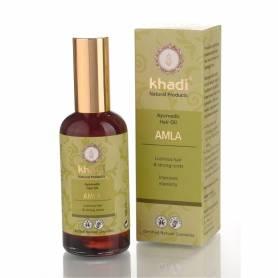 Ulei Tratament impotriva caderii parului cu Amla 100ml - Khadi