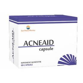 ACNEAID 60CPS - SUN WAVE PHARMA