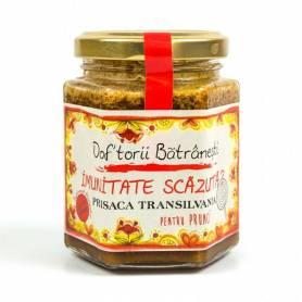 IMUNITATE SCAZUTA, 'DOFTORII BATRANESTI', Pentru COPII, 200g PRISACA