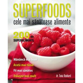 Superfoods - carte - Tonia Reinhard