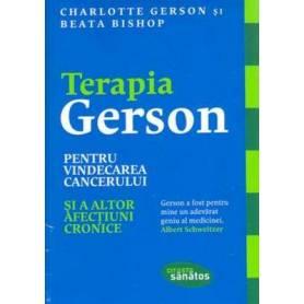 Terapia Gerson - carte