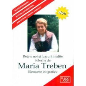 Retete noi si leacuri inedite folosite de Maria Treben - carte