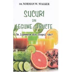 Sucuri din legume si fructe - carte - Norman W.Walker