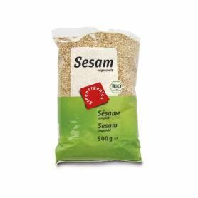 Seminte de susan integrale nedecorticate 500g - ECO-BIO - GREENORGANICS