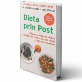 Dieta prin post - carte