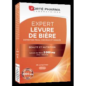 Drojdie de bere - Expert Levure de Biere, 28 comprimate, FORTE PHARMA