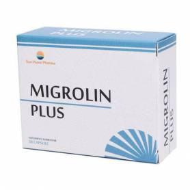 Migrolin Plus 30cps - Sun Wave Pharma