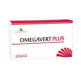 Omegavert Plus 30cps - Sun Wave Pharma