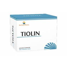 Tiolin 60cps - Sun Wave Pharma