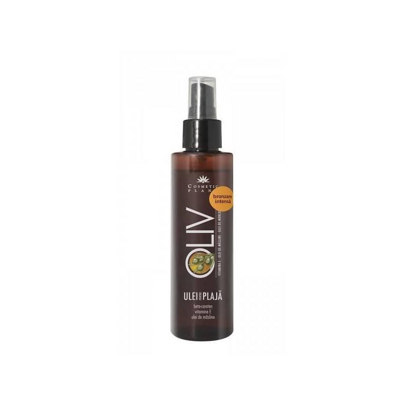 Emulsie plajaSPF 20 cu ulei de morcov si masline 200 ml - OLIV - Cosmetic Plant