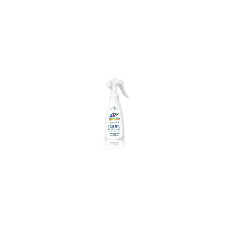 Lotiune dupa plaja cu extract de galbenele, sulfina si coada soricelului 200 ml - Cosmetic Plant