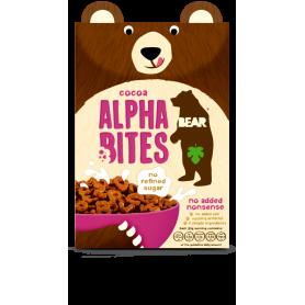 ALPHABITES - Multicereale ALFABET cu cacao 375g