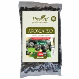 Fructe de Aronia 100g ECO-BIO - PRONAT