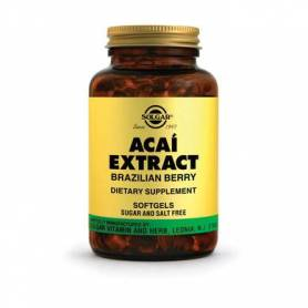 Acai extract 60cps - SOLGAR