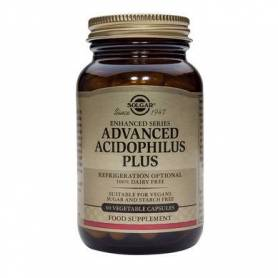 Advance  Acidophilus plus 60cps - Solgar