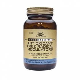 Antioxidant free radical modulators 60cps - SOLGAR