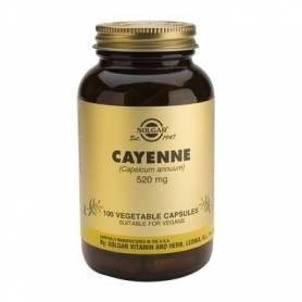 Cayenne 100cps - SOLGAR