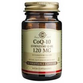 Coenzyme Q-10 - 120mg 30cps SOLGAR