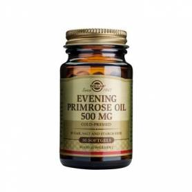 Evening primrose oil 1300mg 30cps - SOLGAR