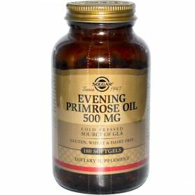 Evening primrose oil 500mg 30cps - SOLGAR