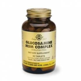 Glucosamine MSM 60cps - SOLGAR