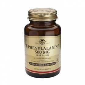 L-Phenylalanine 500mg 50cps - SOLGAR