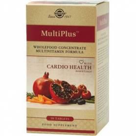 Multiplus cardio health 90cps - SOLGAR
