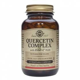 Quercetin Complex 50cps - SOLGAR