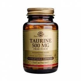 Taurine 500mg 50cps - SOLGAR