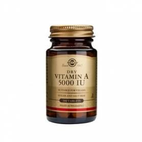 Vitamina A 5000IU 100cps - SOLGAR