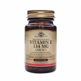 Vitamina E 134mg 200ui 50cps - SOLGAR