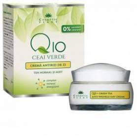 Crema antirid de zi Q10 si complex mineral 50ml - Cosmetic plant