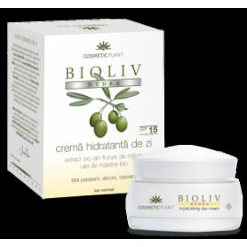 Crema hidratanta de zi Bioliv Hydra 50ml - Cosmetic plant