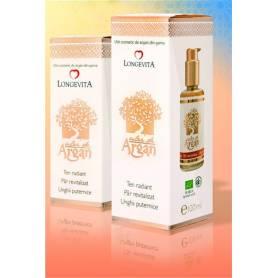 Ulei de argan bio 100 ml cu pulverizator - Longevita