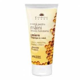 Crema maini intens hidratanta cu miere si laptisor de matca 100 ml -  Cosmetic Plant