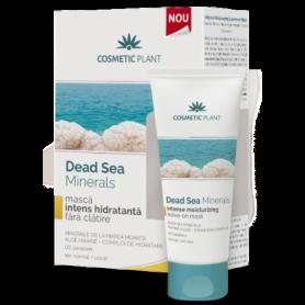 Masca intens hidratanta fara clatire cu minerale de la Marea Moarta 50ml - Cosmetic plant