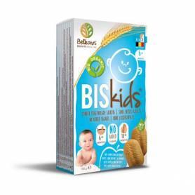 Biscuiti BISKIDS Bebe (de la 6 Luni) fara zahar, eco-bio, 150g Belkorn