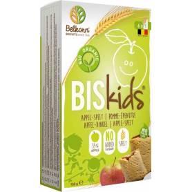 Biscuiti Biskids cu umplutura de mar pentru copii, fara zahar,eco-bio, 150g Belkorn