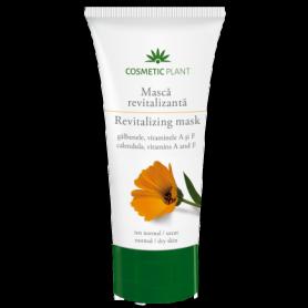 Masca revitalizanta cu extract de galbenele 100ml - Cosmetic plant