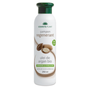 Sampon regenerant cu ulei de argan 250ml - Cosmetic plant