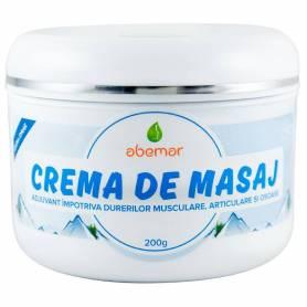 Crema de masaj 200g - Abemar Med