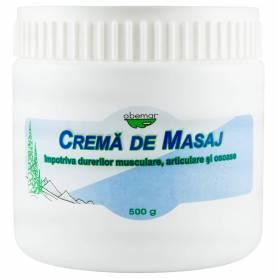 Crema de masaj 500g - Abemar Med