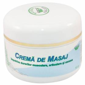 Crema de masaj 50g - Abemar Med