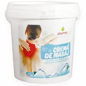 Crema de masaj 1000g - Abemar Med