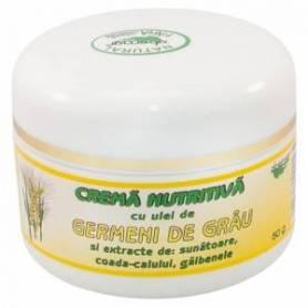 Crema nutritiva cu germeni de grau 50g - Abemar Med