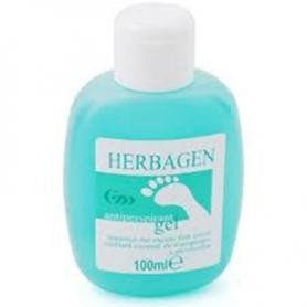 Gel antiperspirant pentru picioare 100ml - Herbagen