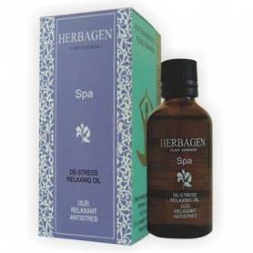 Ulei relaxant antistres ayurveda 50ml - Herbagen