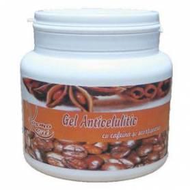 Gel anticelulitic cu Cafeina si Scortisoara 500ml - Kosmo Line