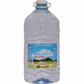 Apa alcalina Perla Moldovei pH 8,8-9 - 6.2l