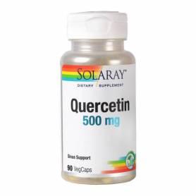 Quercetin 500mg 90tb - Solaray - Secom